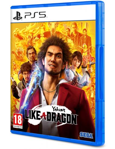 5123-PS5 - Yakuza: Like a Dragon-5055277039265