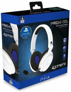 PS4 - PRO4-50S Blanco...
