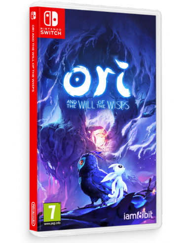 5116-Switch - Ori and the Will of the Wisps-0811949032898