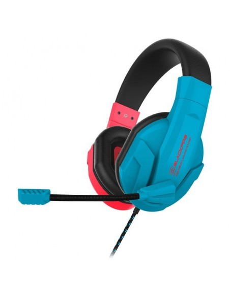 -5101-Switch - Blackfire NSX-NEON Gaming Headset-8431305029618