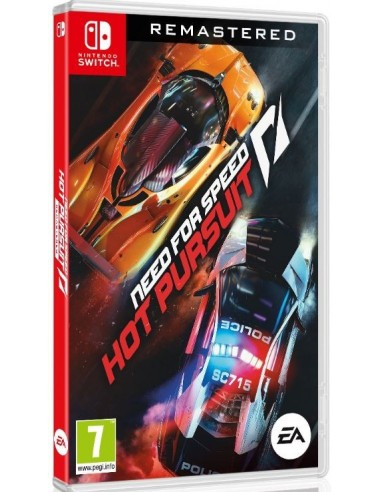 5186-Switch - Need for Speed Hot Pursuit Remastered-5030932124050
