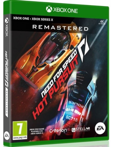 5185-Xbox One - Need for Speed Hot Pursuit Remastered-5035228124059