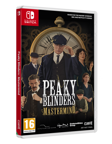 5189-Switch - Peaky Blinders: Mastermind-5060760881276