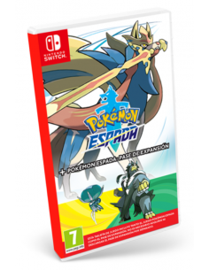 Switch - Pokémon Espada +...