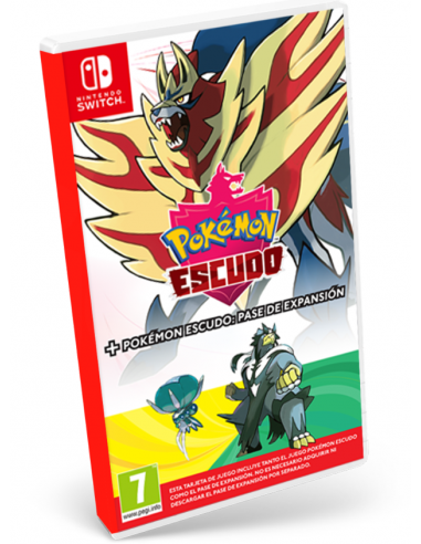 5125-Switch - Pokémon Escudo + Expansion Pass-0045496426910