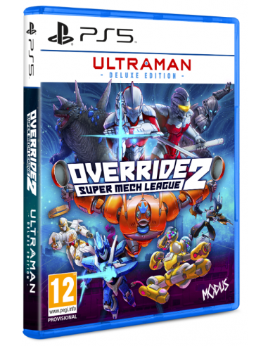 5196-PS5 - Override 2 Ultraman Deluxe Edition-5016488136945