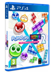 PS4 - Puyo Puyo Tetris 2