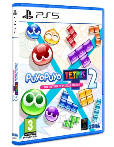 4952-PS5 - Puyo Puyo Tetris 2-5055277040759