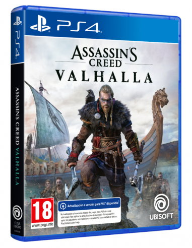 4268-PS4 - Assassin's Creed Valhalla-3307216168379