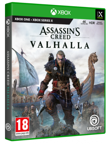 4262-Xbox Smart Delivery - Assassin's Creed Valhalla-3307216168201