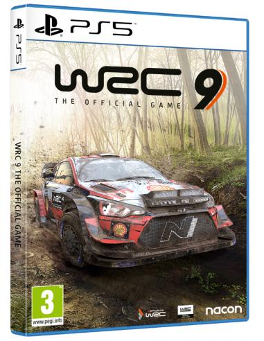 5222-PS5 - World Rally Championship 9 (WRC)-3665962001860