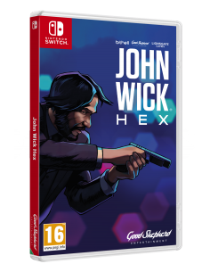 Switch - John Wick Hex