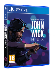 PS4 - John Wick Hex