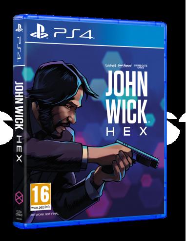 5247-PS4 - John Wick Hex-5060760880606