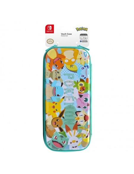 -5245-Switch - Funda Vault Case Hori Switch Pikachu & Friends-0810050910002