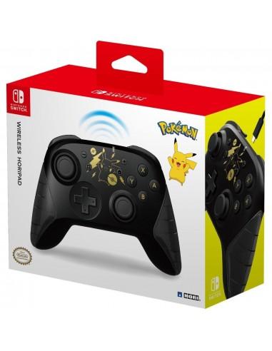 5244-Switch - Mando Horipad Wireless Pikachu-0810050910026
