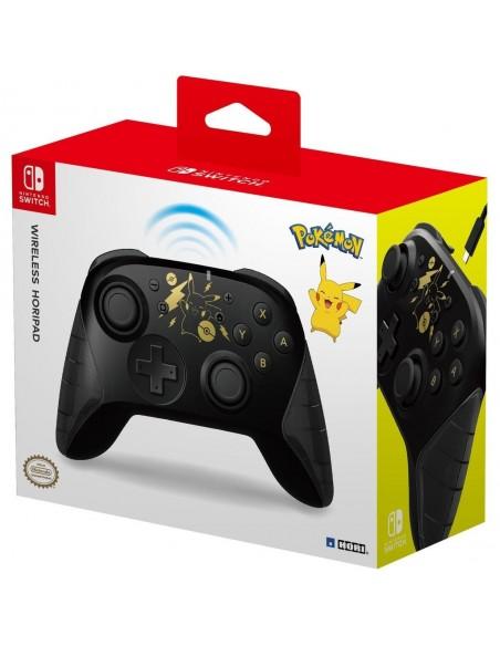 -5244-Switch - Mando Horipad Wireless Pikachu-0810050910026