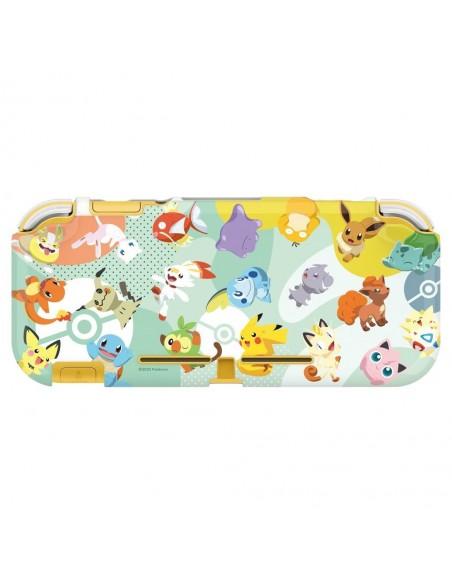-5240-Switch - Carcasa Hori Duraflexi Pikachu & Friends-0810050910064