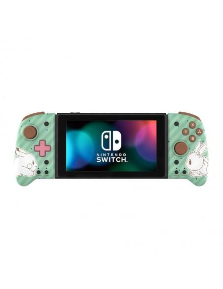 -5237-Switch - Mando Hori Split Pad Pro Pikachu Black & Gold-0810050910057