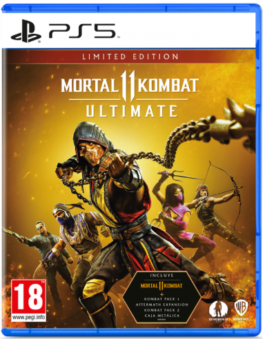 5253-PS5 - Mortal Kombat 11 Ultimate-5051893241440