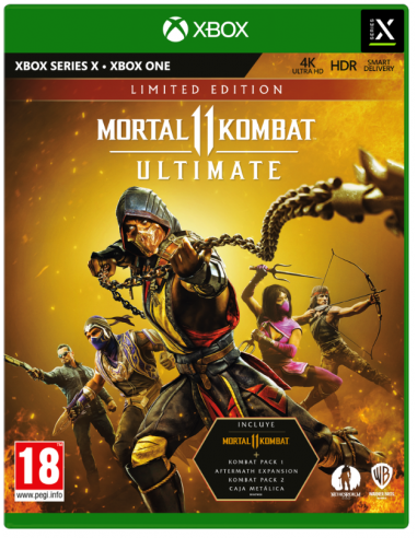 5255-Xbox Smart Delivery - Mortal Kombat 11 Ultimate-5051893241419
