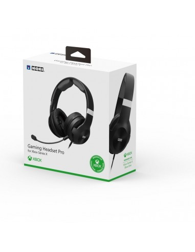 5231-Xbox Smart Delivery - Auriculares Hori Gaming HG (Xbox/PC)-0810050910224