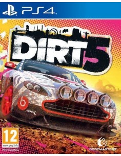 PS4 - DIRT 5