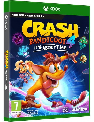 4547-Xbox One - Crash Bandicoot 4: It's About Time-5030917291098