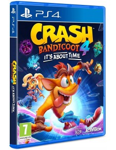 PS4 - Crash Bandicoot 4:...