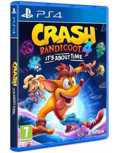 4545-PS4 - Crash Bandicoot 4: It's About Time-5030917290992