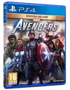 PS4 - Marvel's Avengers...