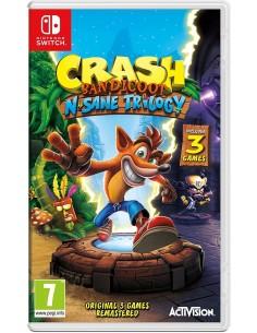 Switch - Crash Bandicoot:...