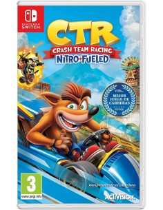 Switch - Crash Team Racing...