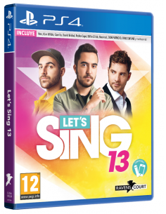 PS4 - Lets Sing 13