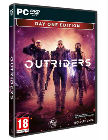 4014-PC - Outriders Day One Edition-5021290087699