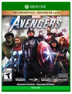 Xbox One - Marvel's...