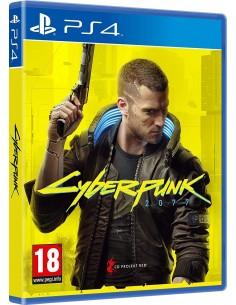 PS4 - Cyberpunk 2077...