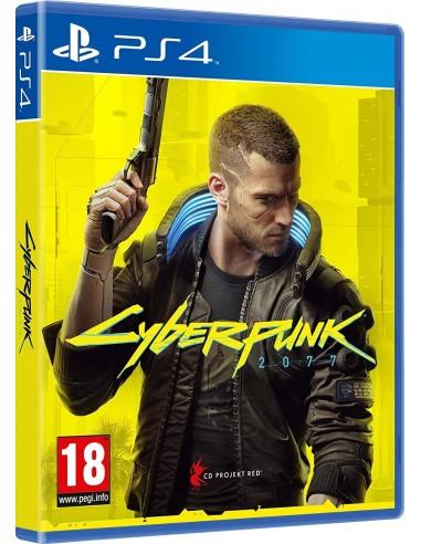 2516-PS4 - Cyberpunk 2077 Edicion Day One-3391892005981
