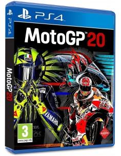 PS4 - MotoGP 20
