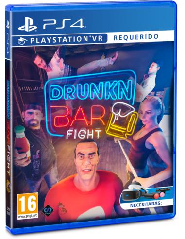 5268-PS4 - Drunkn Bar Fight VR-5060522096146