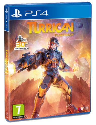 5271-PS4 - Turrican Flashback-4260650741005