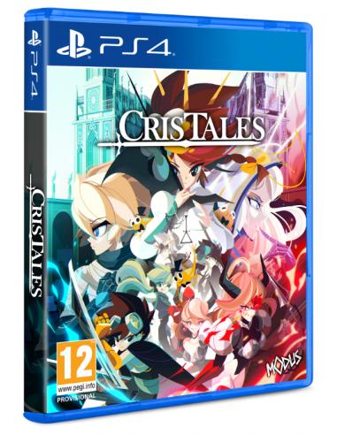 3722-PS4 - Cris Tales-5016488133340