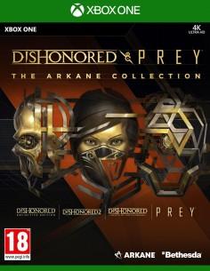 Xbox One - Dishonored &...