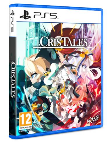 5285-PS5 - Cris Tales-5016488137096