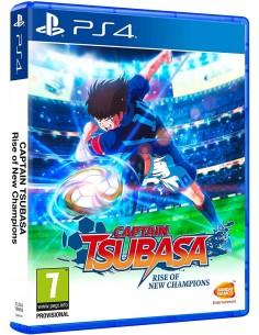 PS4 - Captain Tsubasa: Rise...