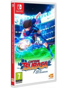Switch - Captain Tsubasa:...