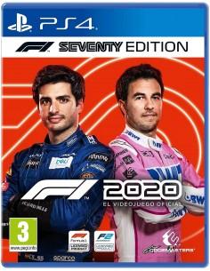PS4 - Formula 1 2020...