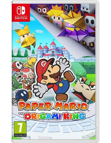 4321-Switch - Paper Mario: The Origami King-0045496426453