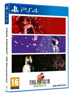 PS4 - Final Fantasy VIII...