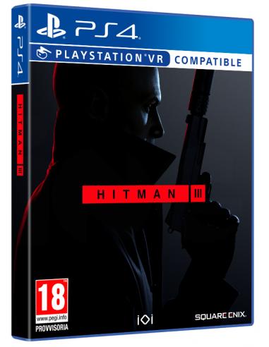5296-PS4 - Hitman III-5021290089501